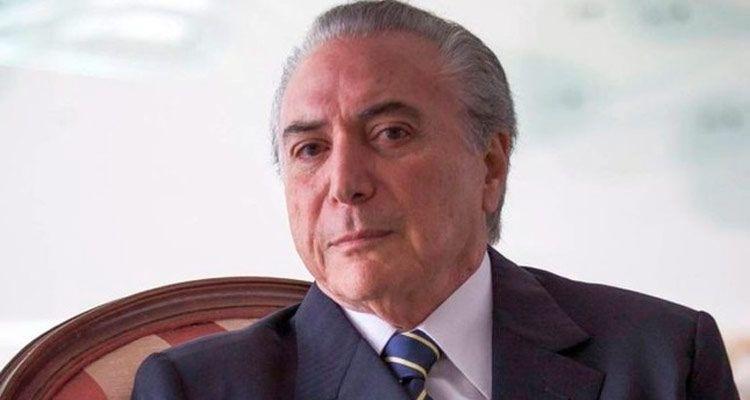 Marco Aurélio libera discussão sobre impeachment de Temer
