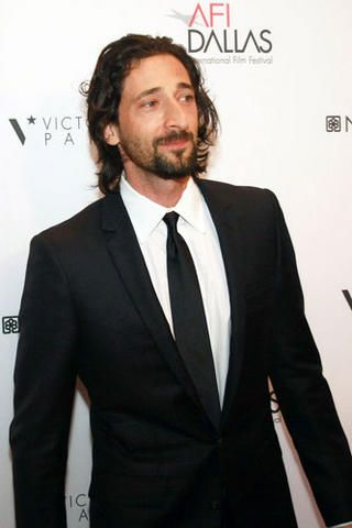 Men's Style: Adrien Brody Rocks The 'Hairy Hipster' Look Beards and