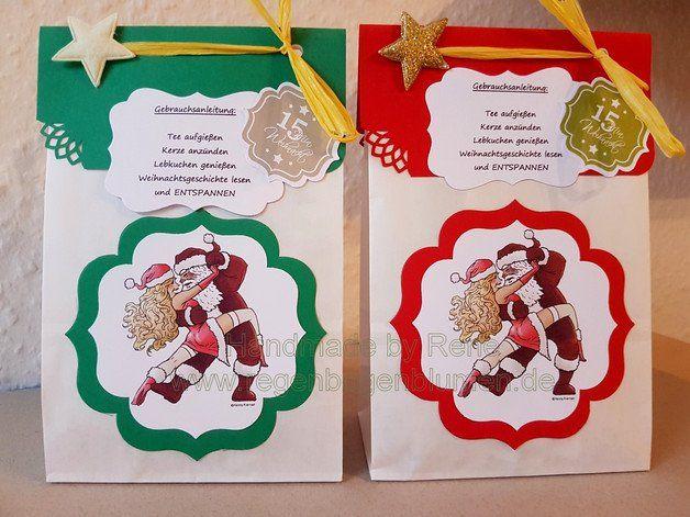 Geschenke Für 15 1 geschenke tüte 15 minuten weihnachten in der tüte mit inhalt