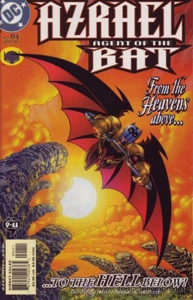AZRAEL: AGENT OF THE BAT