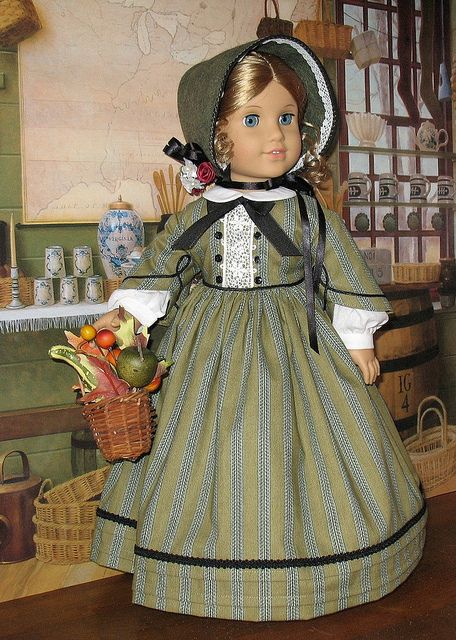 Little women 1 #historicaldollclothes