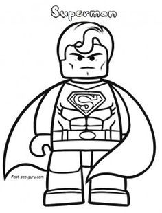Superhero Coloring Pages On Pinterest Barbie Coloring Pages Batman Para Colorear Superman Para Colorear Batman Para Pintar