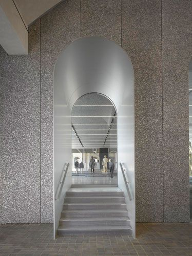 Prada foundation oma milan doors pinterest milan for Prada foundation milan