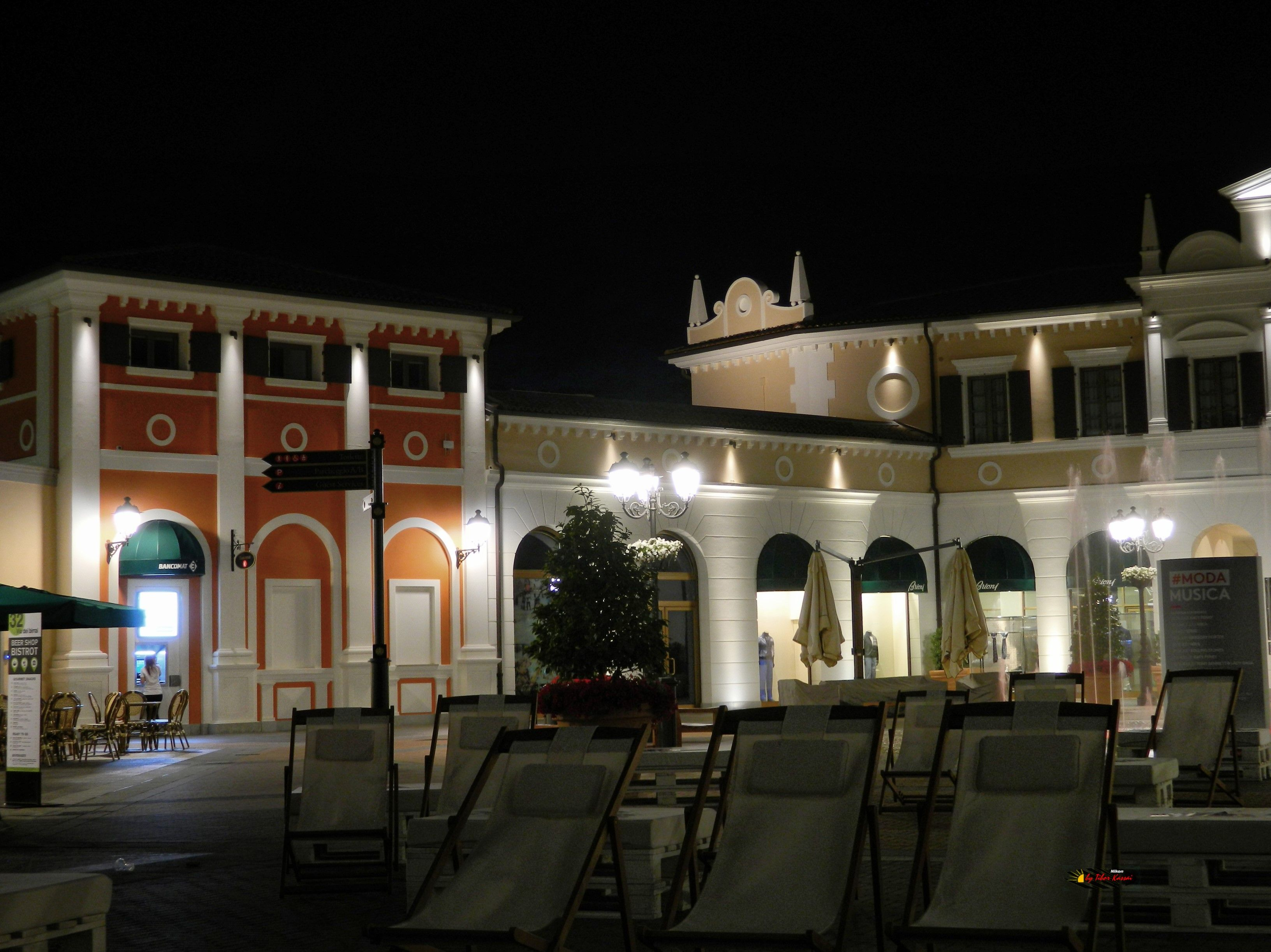 Noventa di Piave Designe Outlet Shopping Centre, Veneto region, Ita ...
