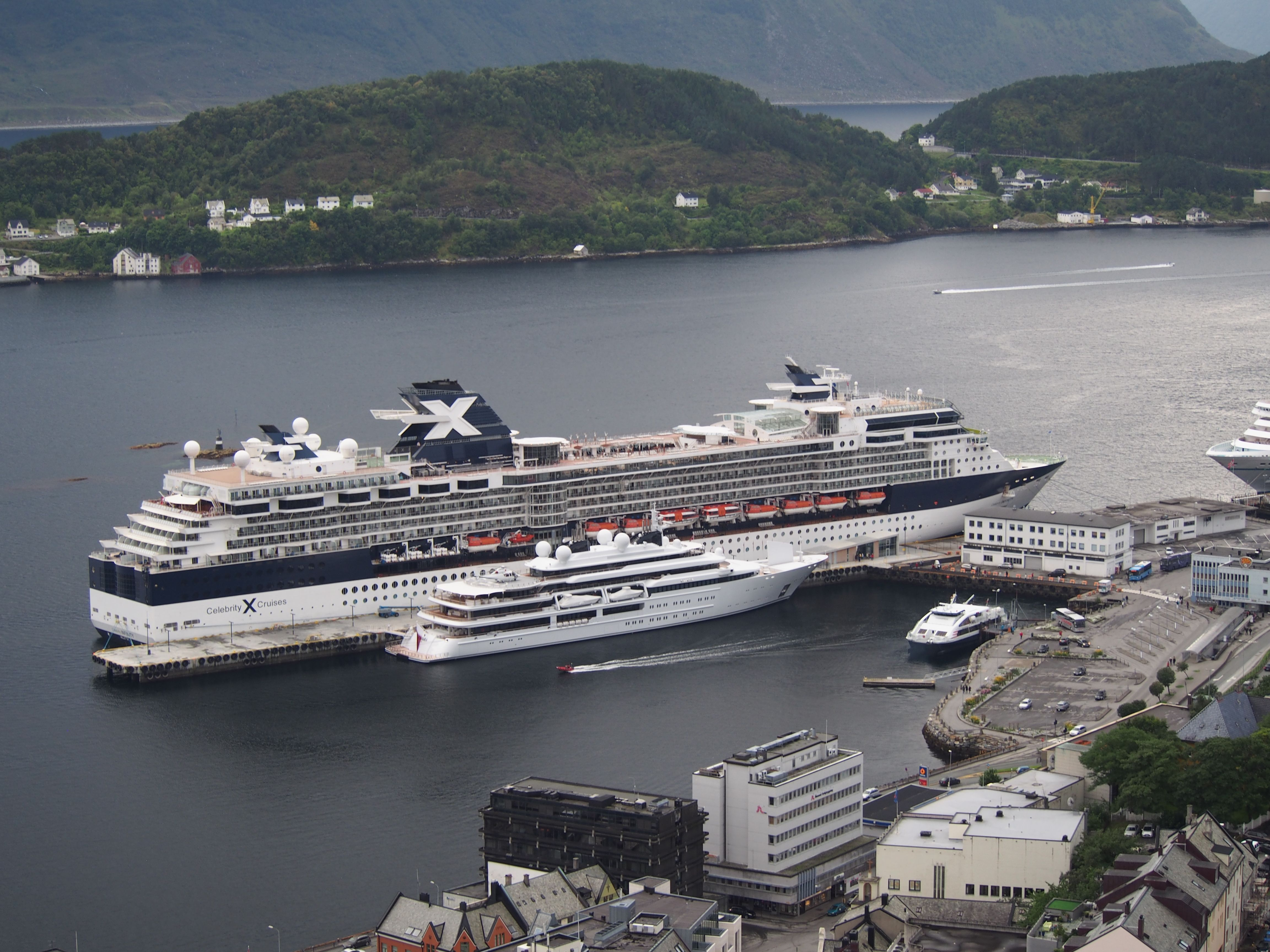 Cruise to Iceland and Norway - Celebrity Infinity Review ...