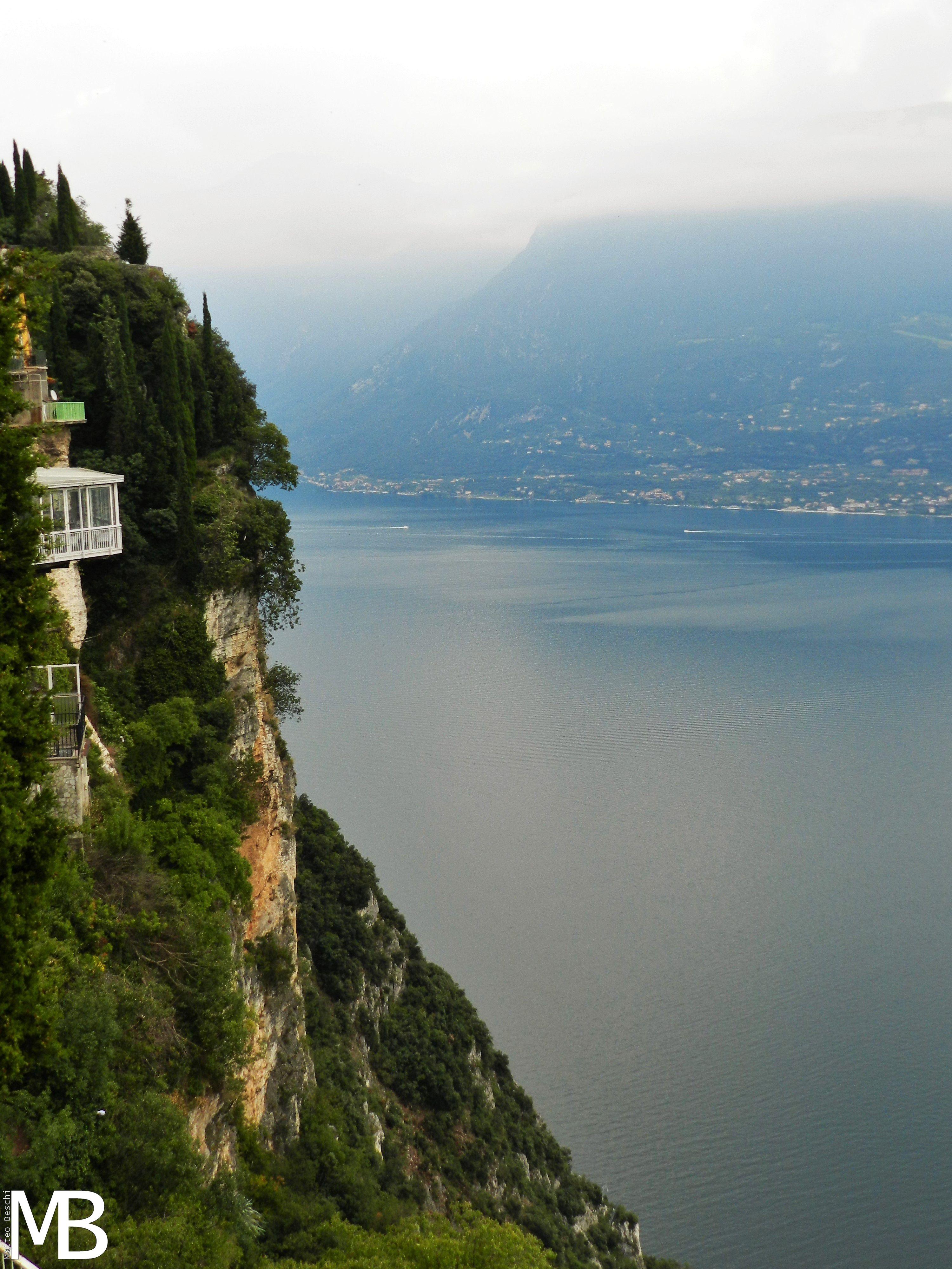 Terrazza del brivido a Tremosine | Lago di Garda - Lake Garda ...