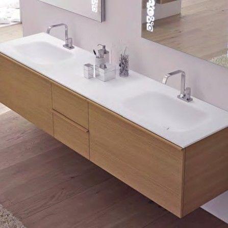 antoniolupi segno1180a180 180 216cm t 54cm doppelwaschtisch pinterest. Black Bedroom Furniture Sets. Home Design Ideas