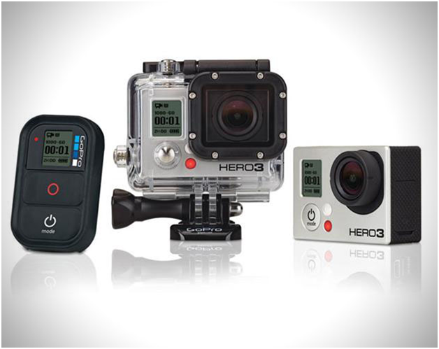 Pin by Stephanie Chavez on Gopro | Pinterest | Tech toys, Gopro and ...
