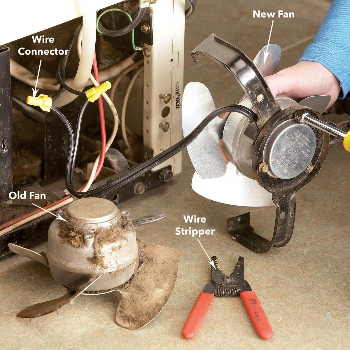 Refrigerator Not Cooling How To Fix Refrigerator Problems