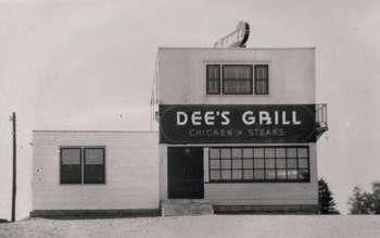 Dee S Grill One Of The First Drive