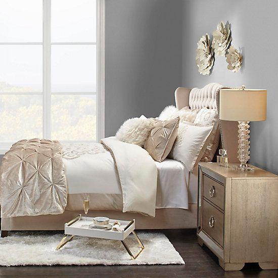 jameson bed  z gallerie in 2020  champagne bedroom