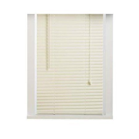 New 1 Alabaster Bone Vinyl Mini Blind 38 Wide X 64 Long By Achim 11 31 1 Pvc Vinyl Non Lead Formula All Brac Vinyl Mini Blinds Blinds Mini Blinds