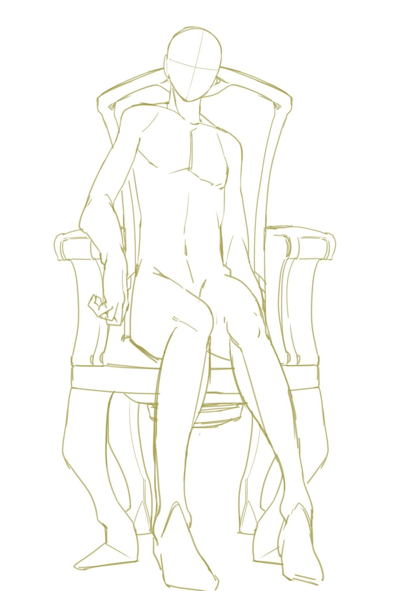 Even Mroe Sitting Position For Evil Doods Drawing Base Anime Poses Reference Drawing Poses