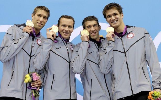 Michael Phelps final race