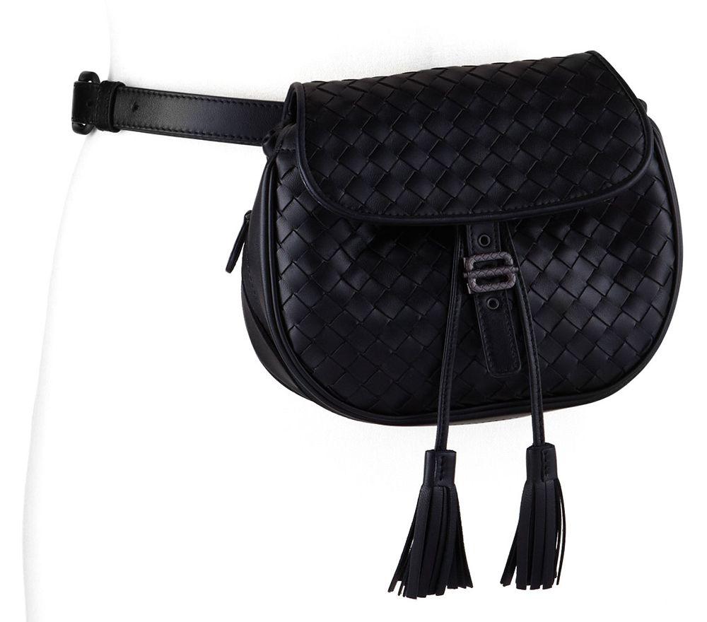 Bottega Veneta Intrecciato Small Belt Bag  984cfdae44ab4