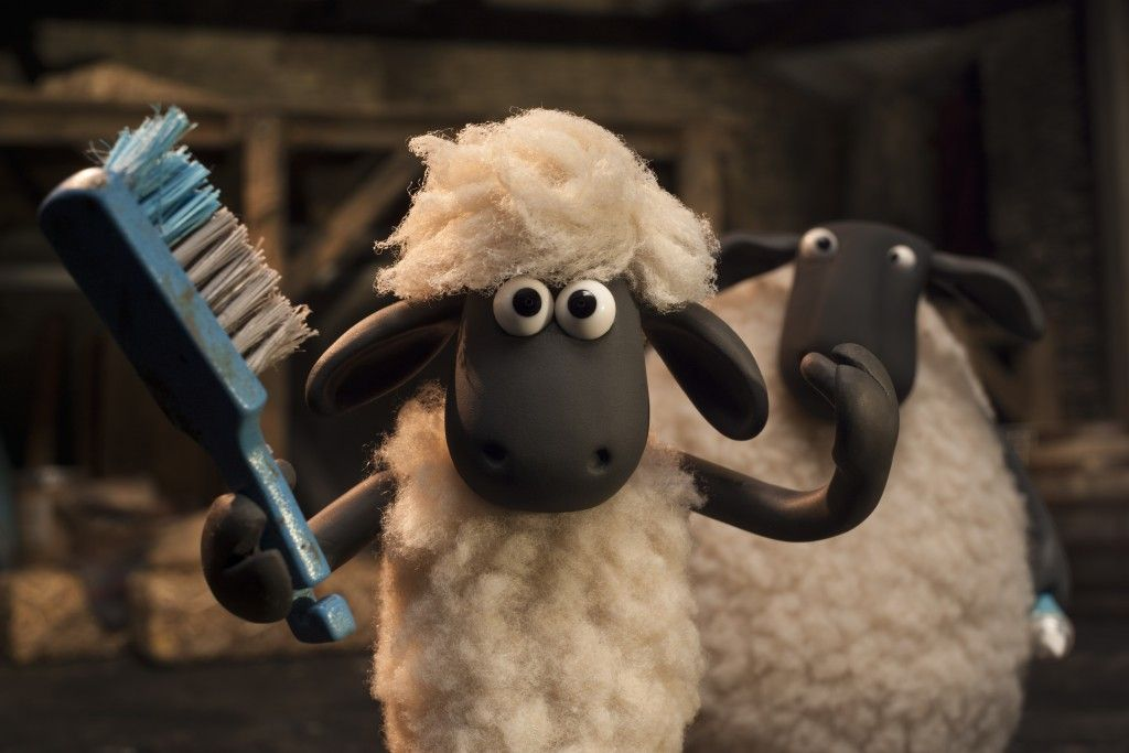 Shaun The Sheep Movie Arrives This November From Lionsgate Home Entertainment It S Free At Last Shaun The Sheep Sheep Sheep Art