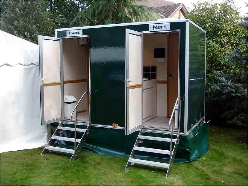 How To Use The Portable Bathrooms Well Bathroom Ideas