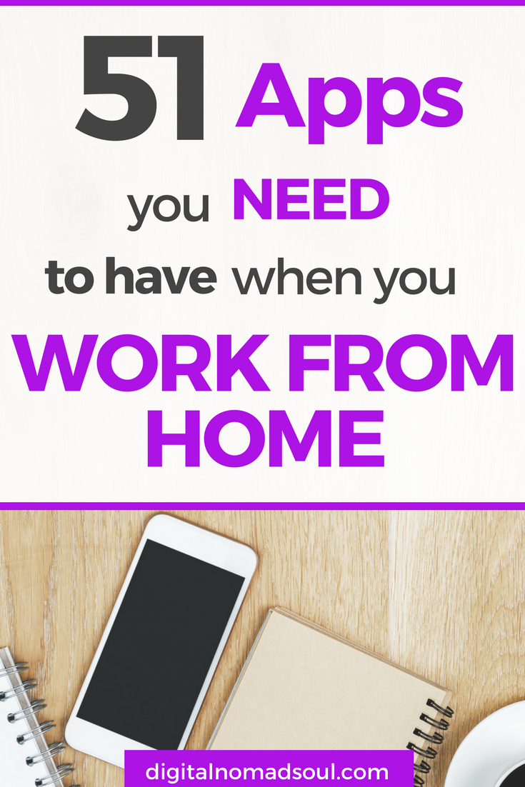 50+ Remote Work Apps that Simplify Your WorkFromHome Job