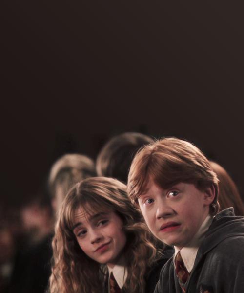 Harry Potter Iphone Wallpaper: Harry Potter Wallpaper Ron Hermione Hogwarts IPhone