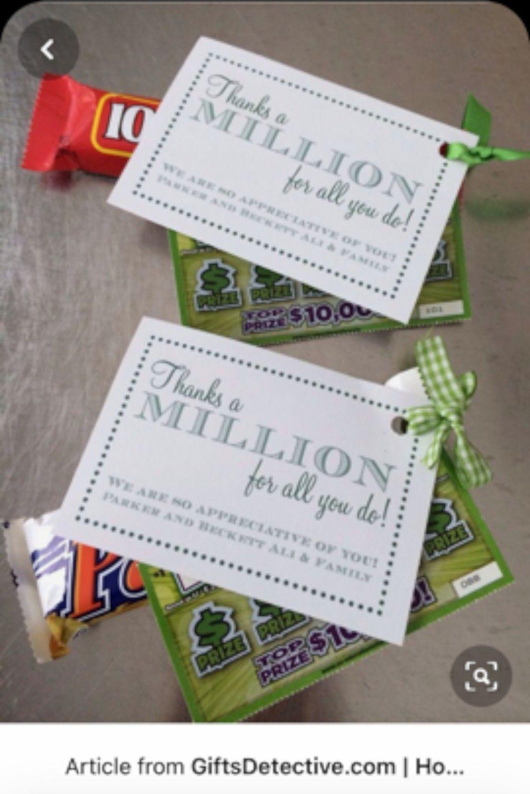 Pin by Jennifer on Gift ideas Employee gifts, Thank you