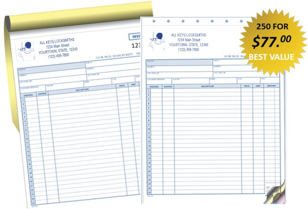 Locksmith #Invoices Upload-Price Your Design Or Sample Or - invoice online free