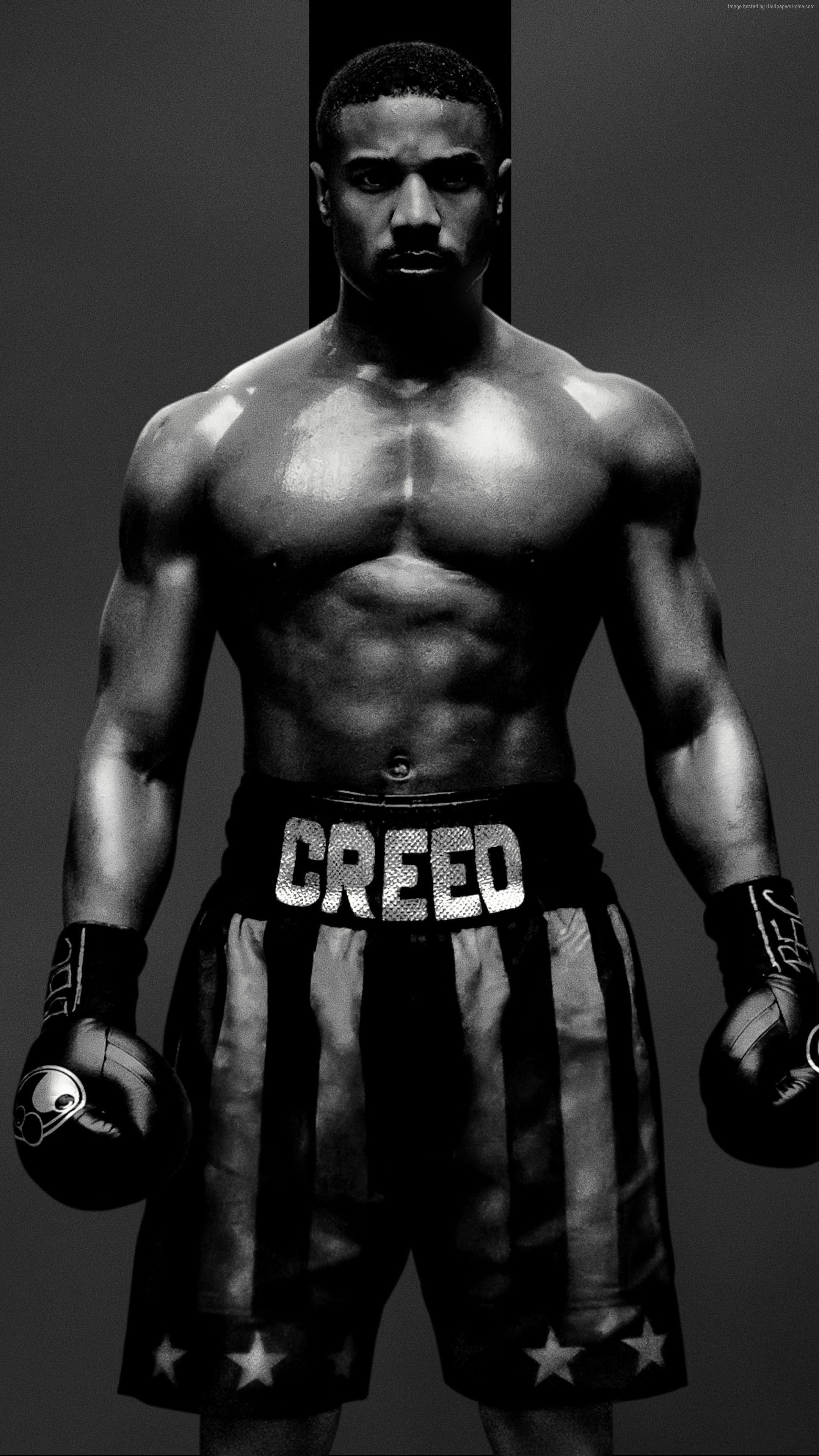 Inspirational Mike Tyson Wallpapers Boxing Adonis Johnson Creed Movie Creed Boxing