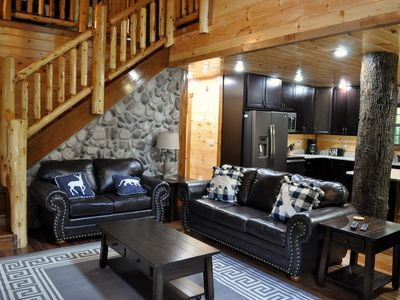 Photo of Feels Like Home: Adorable, BRAND NEW, cabin right in the heart of it all!