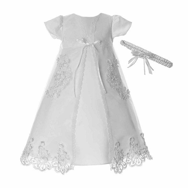 Keepsake Short Sleeve Cap Sleeve Dress Set - Baby Girls - JCPenney ...