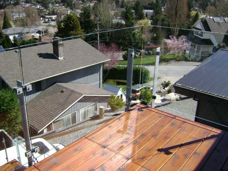 Exterior Glass Railing Vancouver, Installations Langley ...