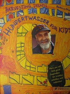 cool book about hundertwasser