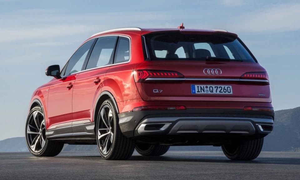 2020 Audi Q7 Refresh Audi Q7 Audi Audi Dealership