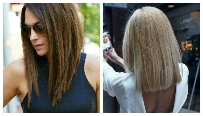 Cтрижки на средние волосы: 10 новинок! (фото)   Прически ...