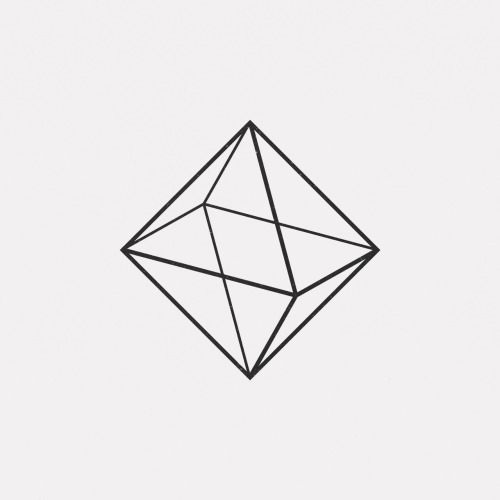 dailyminimal: #FE16-500 A new geometric design every day
