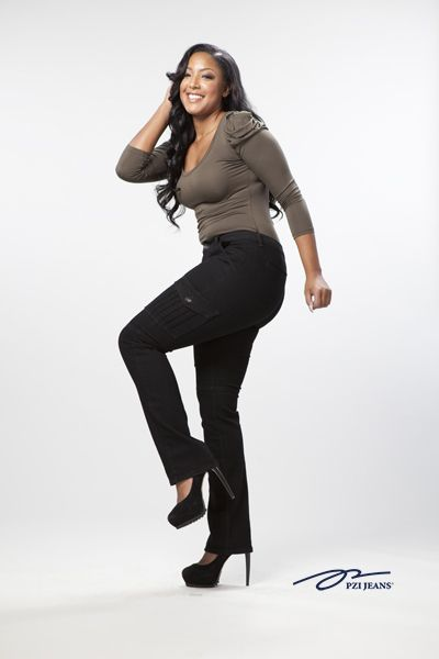 426ae974f26 Pin by PZI Jeans on Best Curvy Jeans