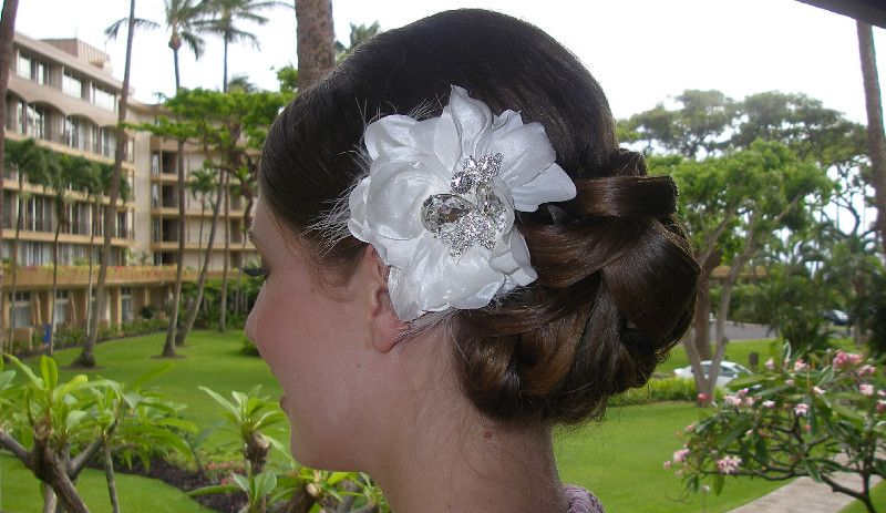 Beautiful Brides Hair