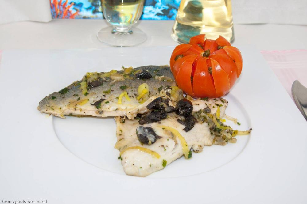 Orate in padella, il gusto del mare | cucinare.it
