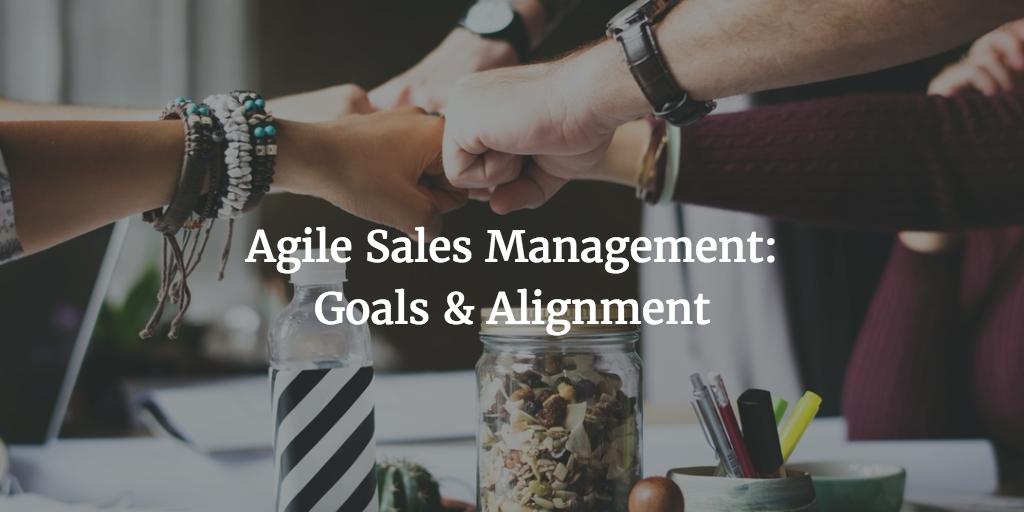 Agile Sales Management