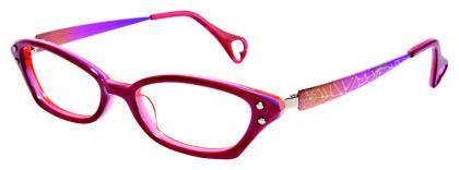 Betsey Johnson Ombre Web Bj0114 Eyeglasses My Eye