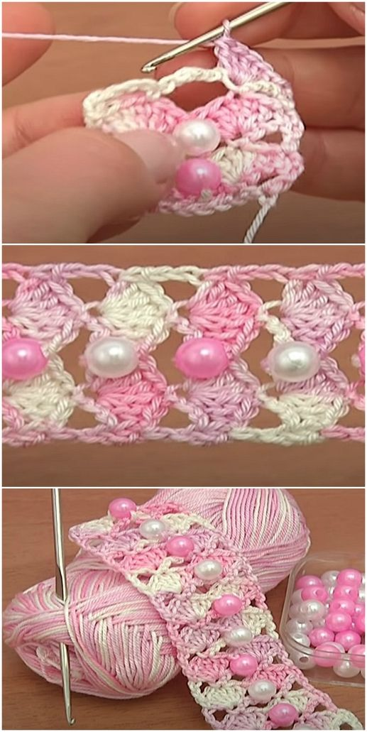 Beaded Crochet Patterns - Video Tutorial | The WHOot