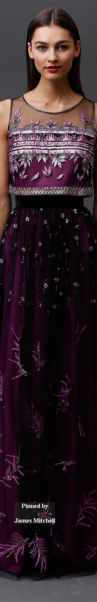 Badgley Mischka Collection Pre-Fall 2015        jαɢlαdy