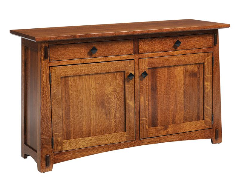 Olde Mission Sofa Table   Ohio Hardwood Furniture