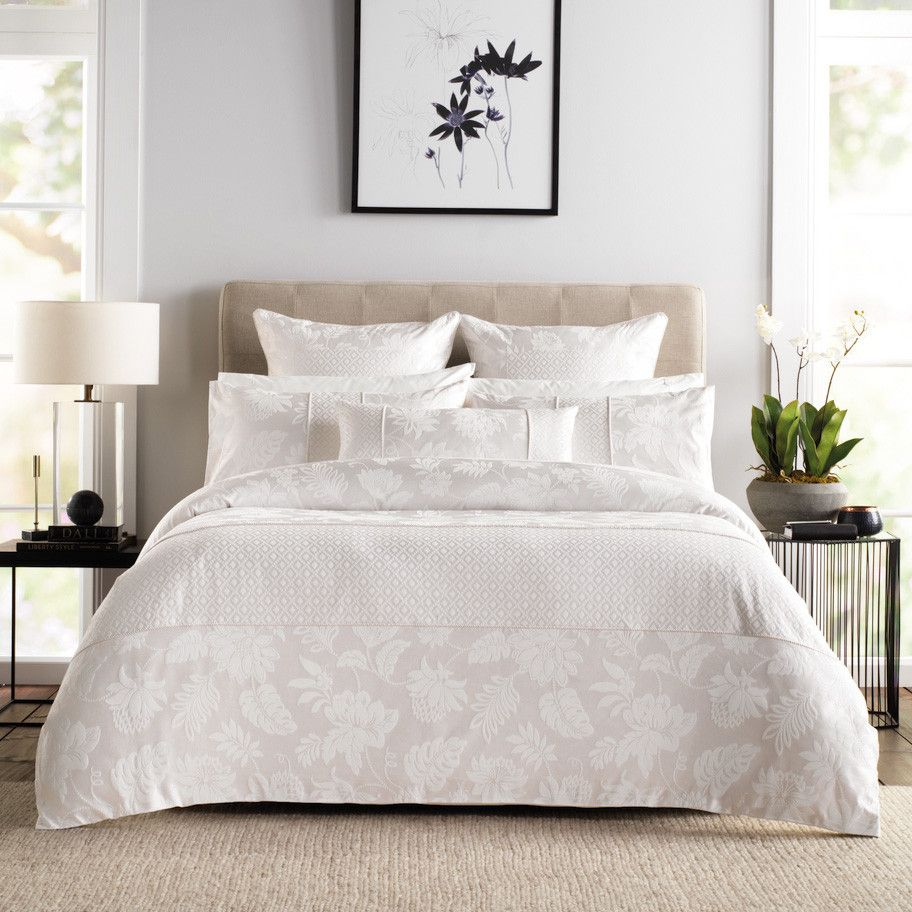 Shop Angelis Duvet Cover Set by Sheridan with Afterpay