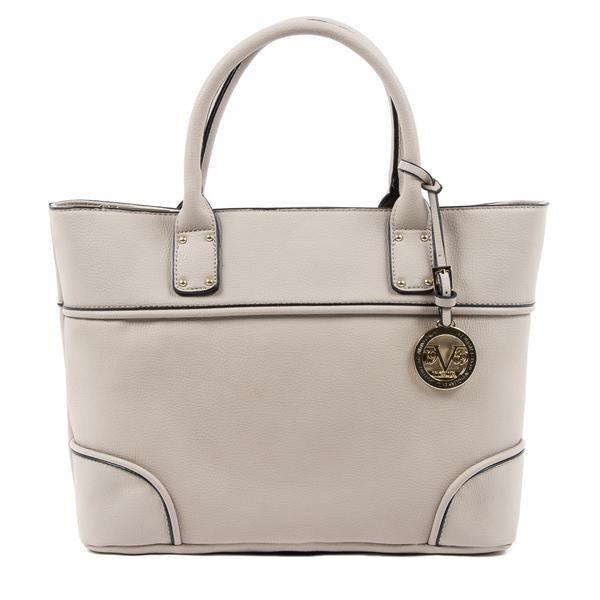 6ded7e9795c8 V 1969 Italia Womens Handbag Light Grey SOPHIA