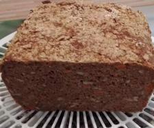 Rezept Volkornbrot mit Möhren und Walnüsse von skemmerling - Rezept der Kategorie Brot & Brötchen