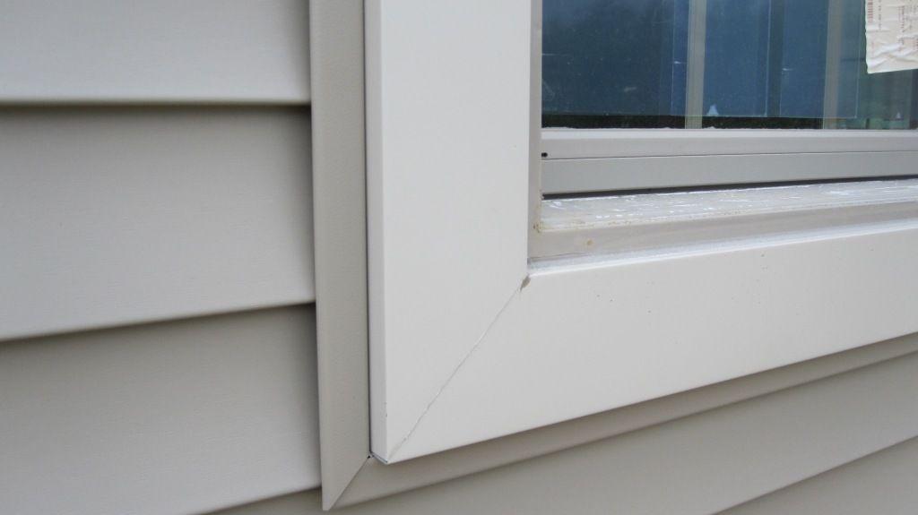 Installing j channel around windows sensational 18 install