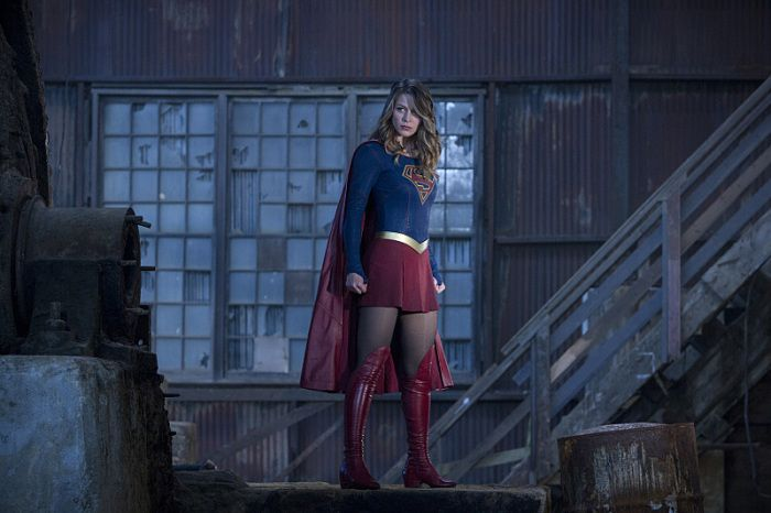 66 New Photos Released From 'Supergirl', 'Arrow', 'Flash', & 'Legends' Crossover