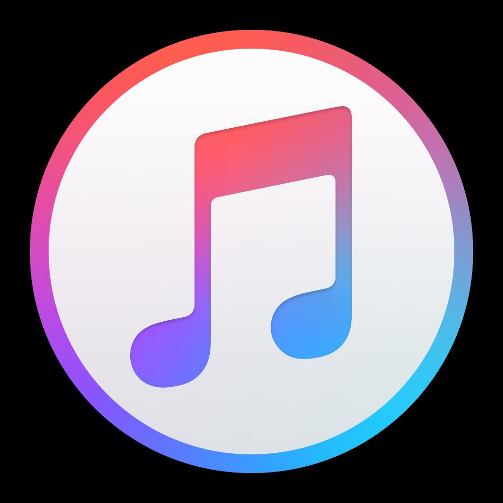 Itunes 12 2 Music Logo Itunes Apple Music
