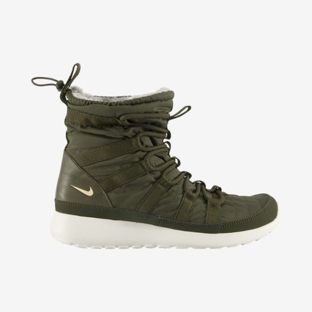 1cbe5a6d70cd Nike Roshe Run Hi SneakerBoot Women s Shoe