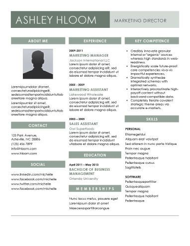 Thank You Hloom Com Resume Template Free Free Resume Template Download Resume Templates