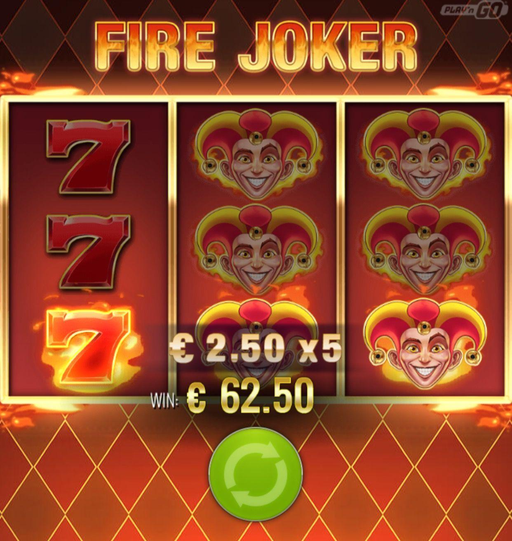 Fire Joker PlayNGo slot Slots, Slots and More Slots